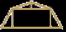 Ferme de toit grange habitable