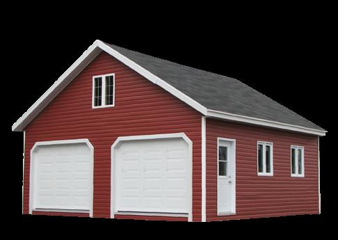 garage 2 portes