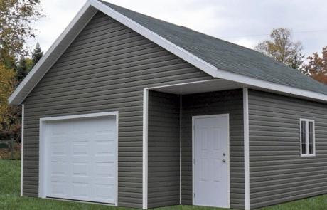 Modèle de garage
