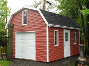 Grange – Vinyle sequoia rouge