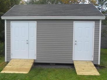 Multi-portes – Vinyle gris pierre
