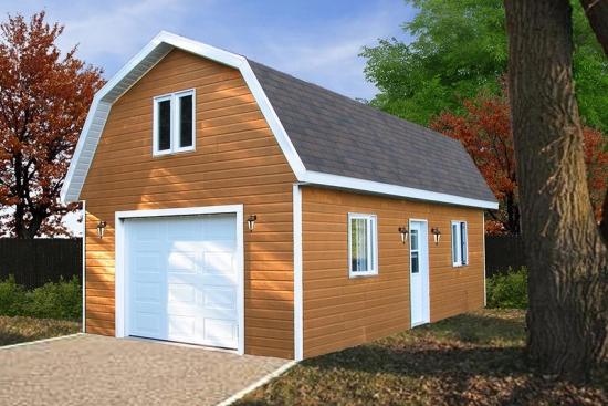 garages site de cabanons modernes. Black Bedroom Furniture Sets. Home Design Ideas